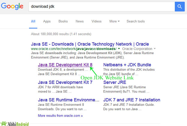 How To Download JDK in Android Studio