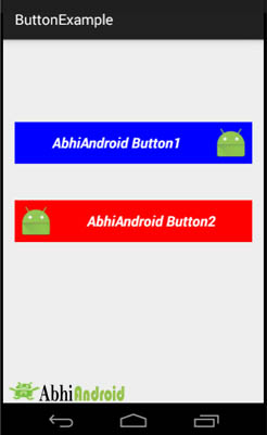 Android app run in Real device