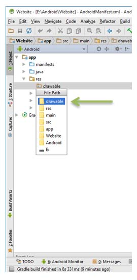 step-to-reach-drawable-folder-in-android-studio