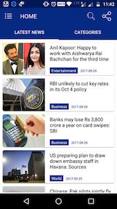 Smart News App Preview