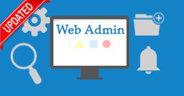 Web-admin-image-update