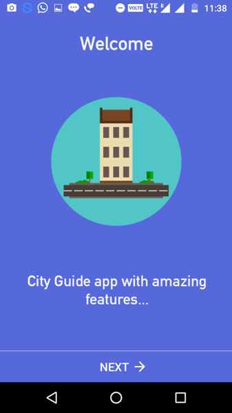City Guide Screenshot_1