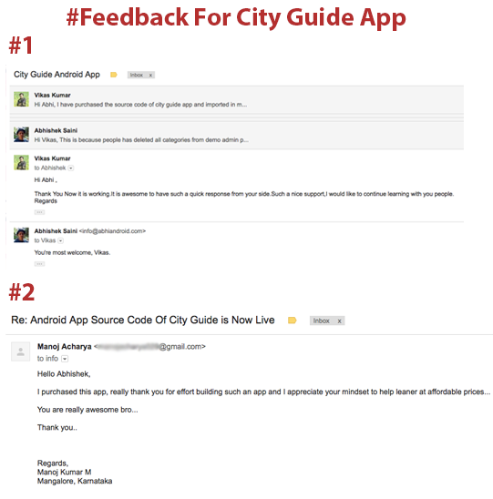 Feedback-city-guide
