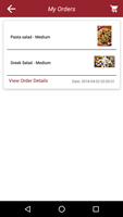 Order-page-food-ordering