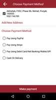Payment-Food-Ordering