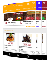 Color-theme-food-ordering