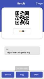 QR barcode screenshot26