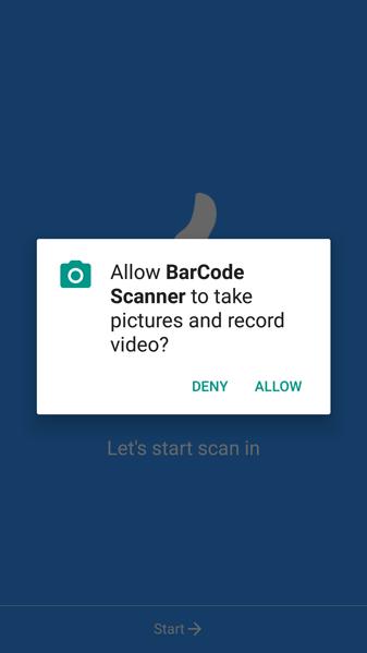 QR barcode screenshot4