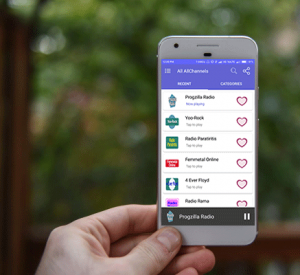 Radio Android App Source Code - Premium Quality Android