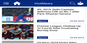 hot news app