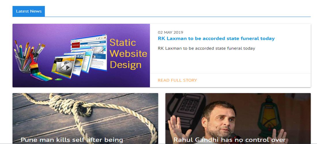 news website screenshot3