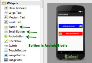 Button Example Android