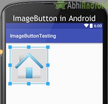 ImageButton in Android