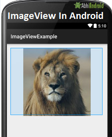 ImageView in Android