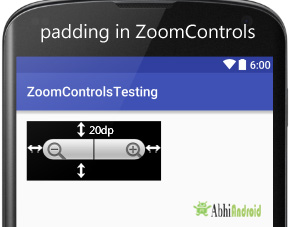 Zoom Controls Tutorial With Example In Android Studio
