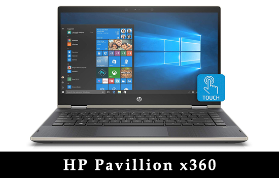 HP Pavillion x360 Android Development